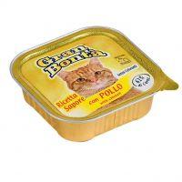 Pate pentru pisici Gran Bonta cu Pui, 100 g