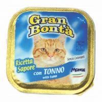 Pate pentru pisici Gran Bonta cu Ton, 100 g