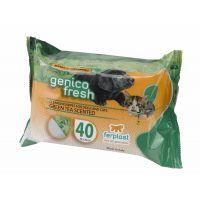 Servetele umede pentru Caini/Pisici Green Tea, 40 Buc