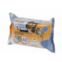 Servetele umede pentru Caini/Pisici Talc, 40 Buc