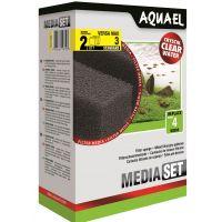 Burete filtru Aquael Versamax FZN 3, 2 Buc