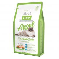 Hrana uscata pentru pisici Brit Care Cat Angel Delighted Senior, 7 Kg