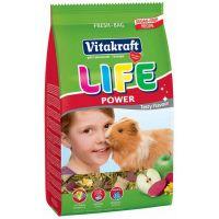 Meniu pentru Porcusori de Guineea Vitakraft Life Power, 600g