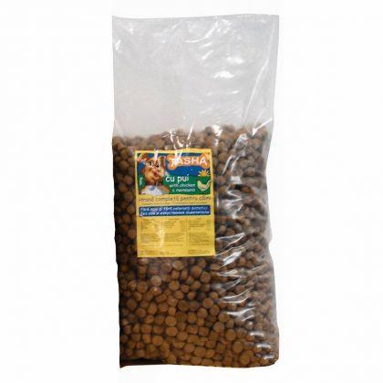 Hrana uscata pentru Caini Tasha Pui, 10 Kg