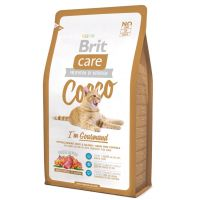 Hrana uscata pentru pisici Brit Care Cat Cocco Gourmand, 7 Kg