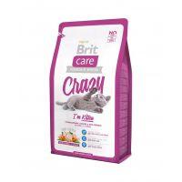 Hrana uscata pentru pisici Brit Care Cat Crazy Kitten, 2 Kg