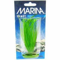 Decor pentru acvariu, Planta Marina Hairgrass, 12.5 cm