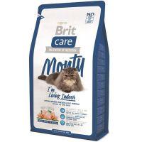 Hrana uscata pentru pisici Brit Care Monty Living Indoor, 2 Kg