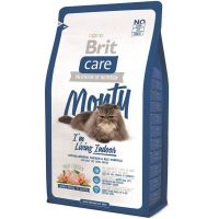 Hrana uscata pentru pisici Brit Care Monty Living Indoor, 7 Kg + 2 Kg Gratis