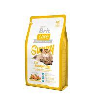 Hrana uscata pentru pisici Brit Care Sunny Beautiful Hair, 2 Kg