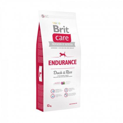 Hrana uscata pentru caini Brit Care Endurance cu Rata si Orez, 12 Kg