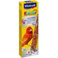 Baton pentru Canari Vitakraft Color, 2 Buc