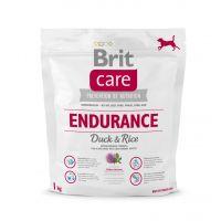 Hrana uscata pentru caini Brit Care Endurance cu Rata si Orez, 1 Kg