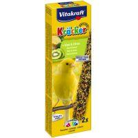 Baton pentru Canari Vitakraft, Kiwi si Lamaie, 2 Buc