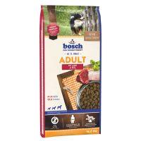 Hrana uscata pentru caini, Bosch Adult Miel si Orez, 15 Kg