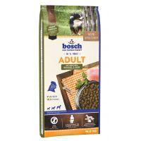 Hrana uscata pentru caini, Bosch Adult Pasare si Mei, 15 Kg
