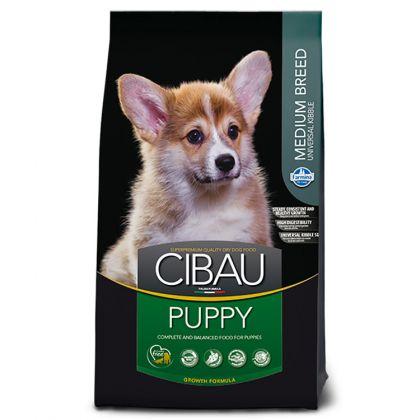 Hrana uscata pentru caini Cibau Puppy Medium, 12 Kg