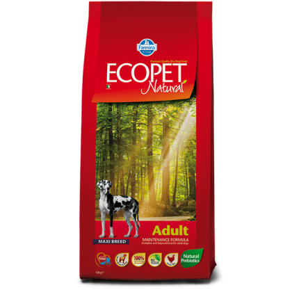 Ecopet Natural Adult Maxi, 12 Kg