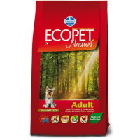 Ecopet Natural Adult Mini, 2.5 Kg