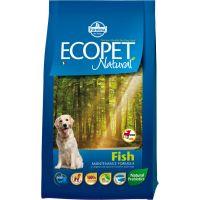 Ecopet Natural Fish Mini, 12 Kg