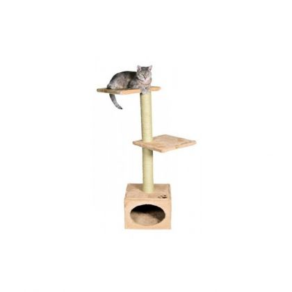 Ansamblu de joaca pentru Pisici, Baladona 109 cm, Bej