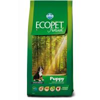 Ecopet Natural Puppy Maxi, 12 Kg