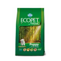 Hrana uscata pentru caini Ecopet Natural Puppy Mini, 2.5 Kg