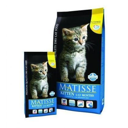 Hrana uscata pentru pisici Matisse Kitten, 10 Kg