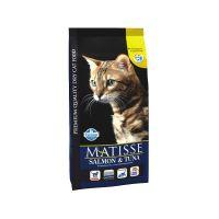 Hrana uscata pentru pisici Matisse Somon si Ton, 1.5 Kg