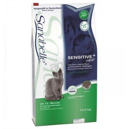 Hrana uscata pentru pisici Sanabelle Sensitive cu Pui, 10 Kg