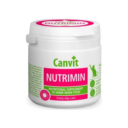Supliment nutritiv pentru pisici, Canvit Nutrimin 150 g