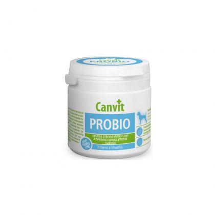 Supliment nutritiv pentru caini, Canvit Probio, 100 g