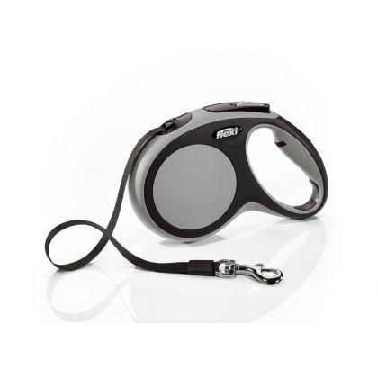 Lesa Flexi New Comfort Cord S 5m Gri