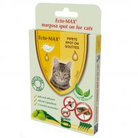 Pipeta antiparazitara pentru pisici, Spot On Ecto Max, 5 x 1 ml