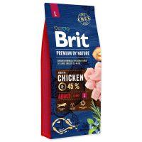 Brit Premium by Nature Adult L, 15 Kg
