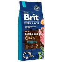 Brit Premium by Nature Sensitive Lamb, 15 Kg
