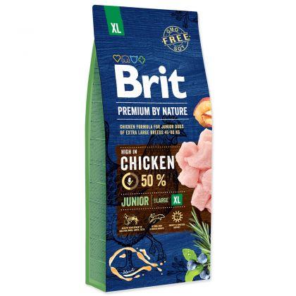 Brit Premium by Nature Junior XL, 15 Kg