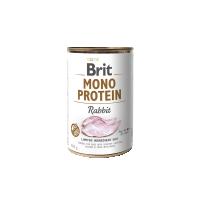 Conserva Brit Mono Protein cu Iepure, 400 g