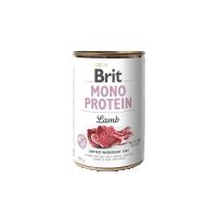 Conserva Brit Mono Protein cu Miel, 400 g
