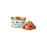 Conserva pentru pisici, Brit Fish Dreams cu Ton si Somon, 80 g