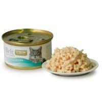 Hrana umeda pentru Pisici Brit Care Kitten cu Pui, 80g