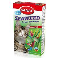 Vitamine si minerale pentru pisici, Sanal Cat Seaweed 50g