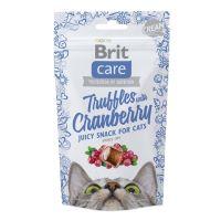 Recompense pisici, Brit Care Truffles cu Merisoare, 50 g