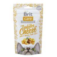 Recompense pisici, Brit Care Truffles cu Branza, 50 g