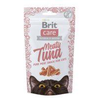 Brit Care Cat Snack Meaty cu Ton, 50 g