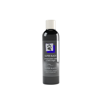 Sampon Super Negru, 250 ml