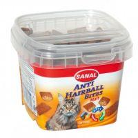 Sanal Cat Anti-Hairball Bites, 75 g
