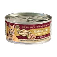 Carnilove Adult Cat cu Pui si Miel, 100 g
