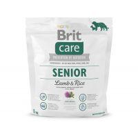 Hrana uscata pentru caini Brit Care Senior cu Miel si Orez, 1 kg
