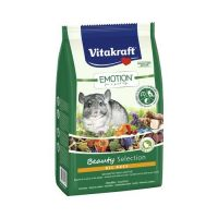 Meniu Chinchilla Vitakraft Emotion Beauty Selection, 600 g